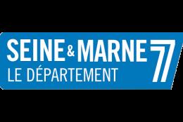 Logo Seine-et-Marne 77
