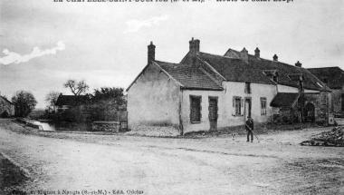 Ancienne route de Saint-Loup